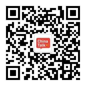 QR Code ChinaTalk