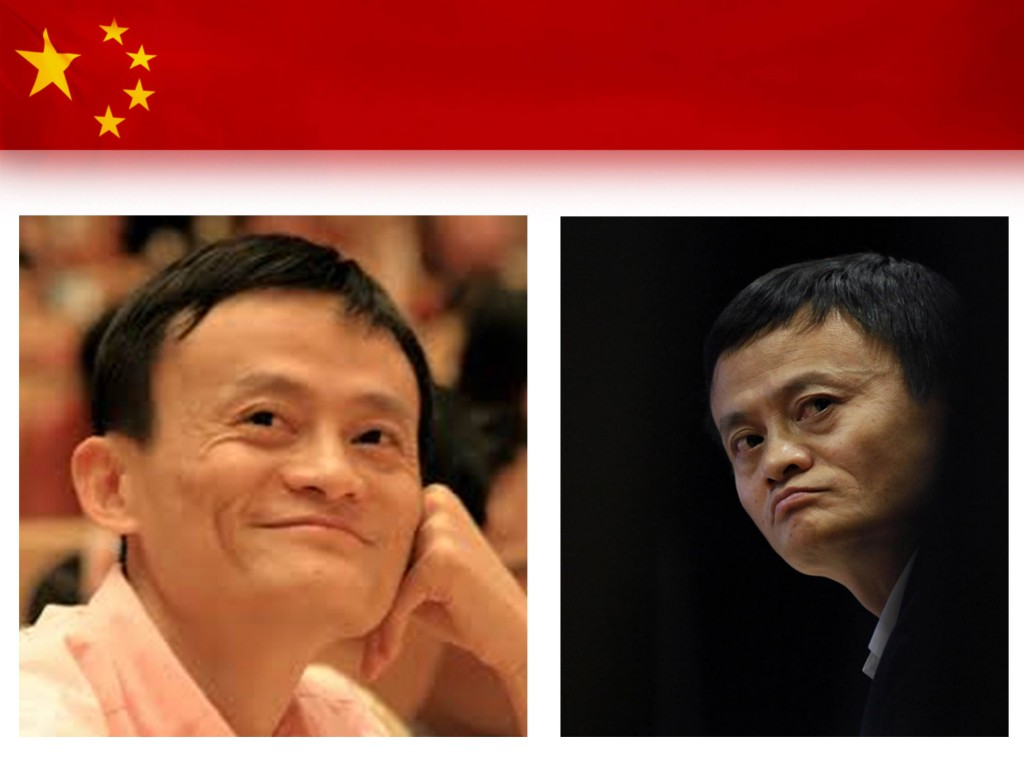 Who's Afraid of Alibaba?