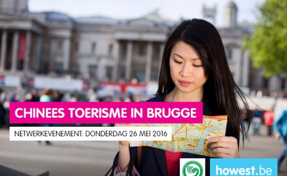 Chinees Toerisme in Brugge